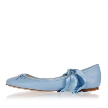 Leather TISIRA Ballerina Flats