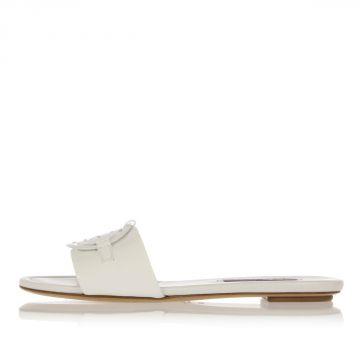 MABREY Patent Leather Sandal