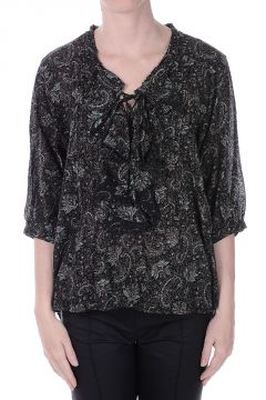 DENIM & SUPPLY Camicia con Stampa Paisley