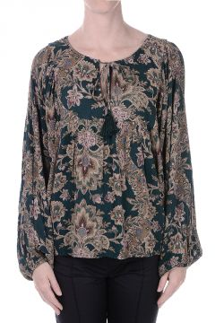 DENIM & SUPPLY Floral Print Blouse