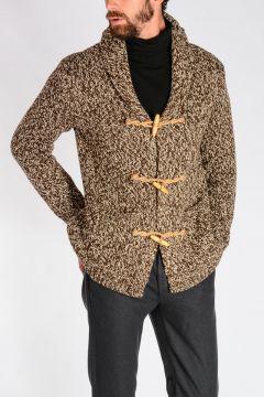 DENIM & SUPPLY Wool Blend Shawl Cardigan