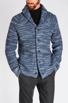 DENIM & SUPPLY Cardigan in Misto Lana