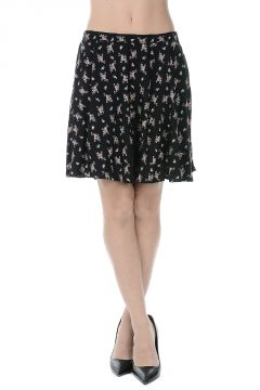 DENIM & SUPPLY - VICTORIA FLORAL Printed Mini Skirt