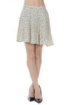 DENIM & SUPPLY - EASTWOOD FLORAL Printed Mini Skirt