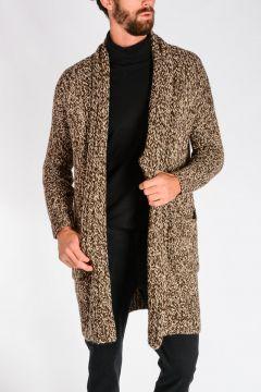 DENIM & SUPPLY Wool Blend Oversize Shawl Cardigan
