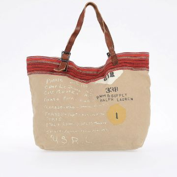 Borsa in Canvas CANOE SERAPE