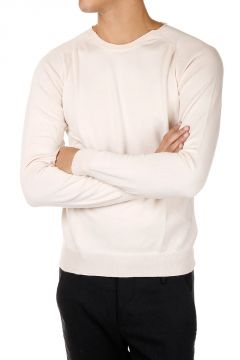 Maglione Girocollo in Cotone