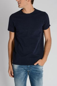 T-Shirt in Jersey di Cotone