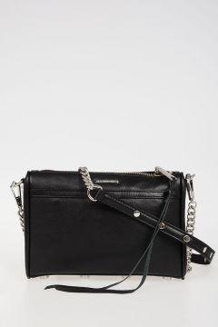 Leather MINI MAC Shoulder Bag