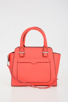 Saffiano Leather MICRO AVERY Tote Bag