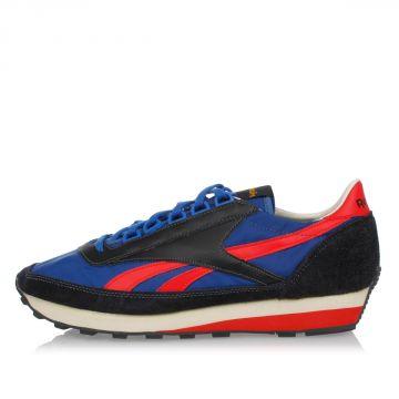 Sneakers AZTEC In Tessuto e Pelle