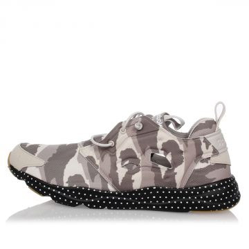 Sneakers FURYLITE GM in Tessuto Camouflage