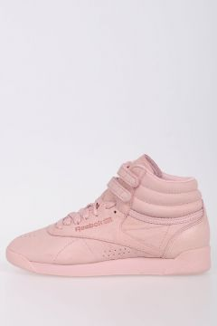 Leather F/S HI FBT Sneakers