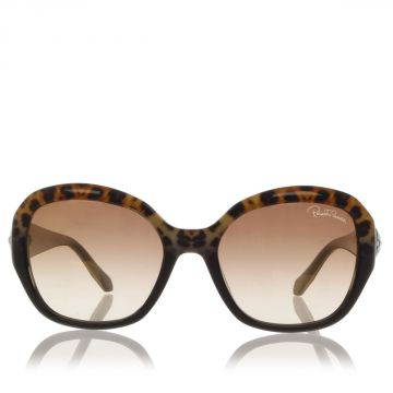 Leopard Printed MARFAK Sunglasses
