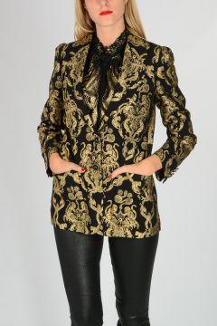 Cady Floral Printed Blazer