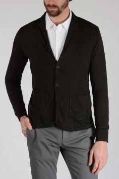 Mixed Linen Cardigan