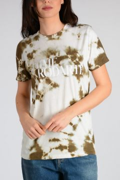 Cotton blend T-shirt