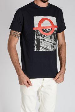 T-shirt BEACH RIOT in Jersey di Cotone