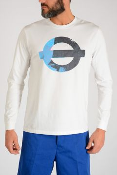 Printed T-shirt. ROUNDEL LONDON