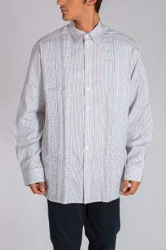 Cotton Popeline EXTRA BIG SHIRT