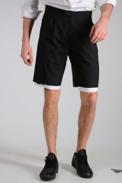 ROBERT MAPPLETHORPE Virgin Wool Shorts