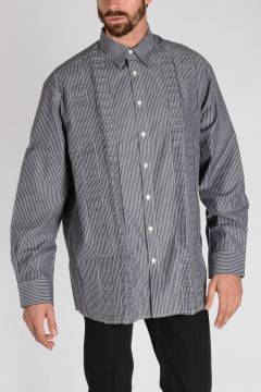 Striped EXTRA BIG Shirt