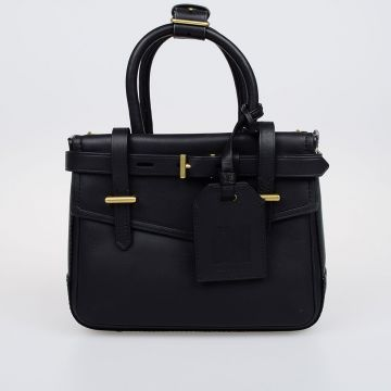 Leather MICRO BOX Handbag