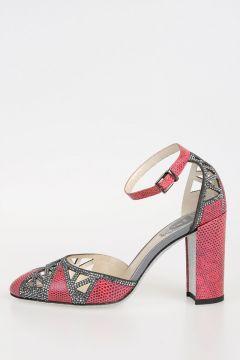 Lizard Skin sandals