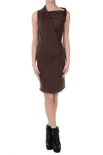 LILIES Sleeveless Tunic Dress