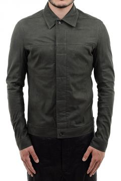 WORKER Leather Jacket