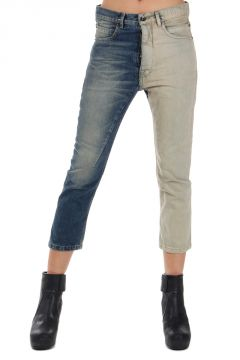 DRKSHDW 17 cm TORRENCE CROPPED denim Jeans
