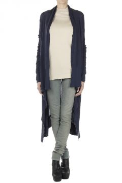 Cardigan LONG WRAP in Cashmere