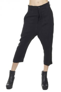 Silk EASY ASTAIRE Capri Trousers