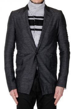Linen and Silk VICIOUS Blazer