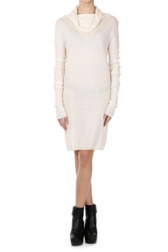Extrafine Virgin Wool TUBE Dress