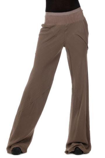 Pantalone in Seta