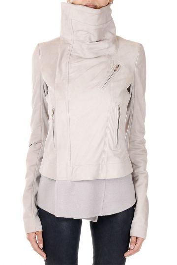 Leather CLASSIC BIKER SHORT Jacket