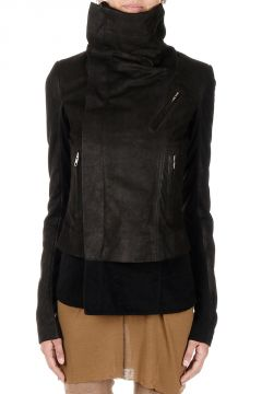 Leather CLASSIC BIKER SHORT Jacket