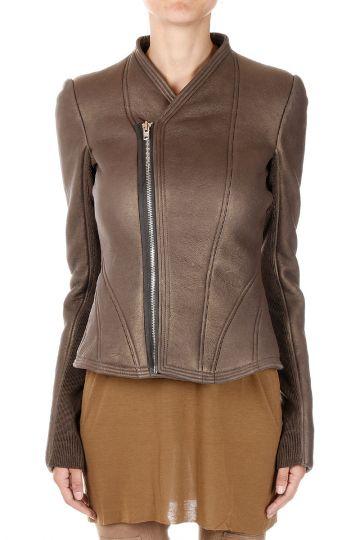 Shearling PRINCESS BIKER Jacket