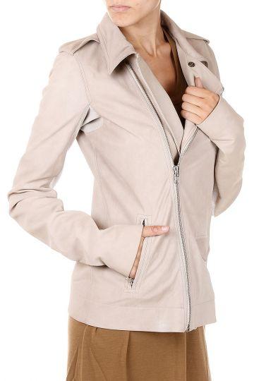 Leather GIRL STOOGES Jacket