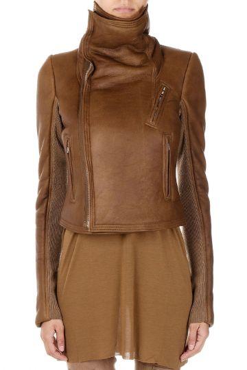 Shearling CLASSIC BIKER Jacket