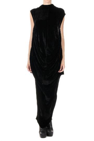 Vestito SEAHORSE DRESS in Ciniglia