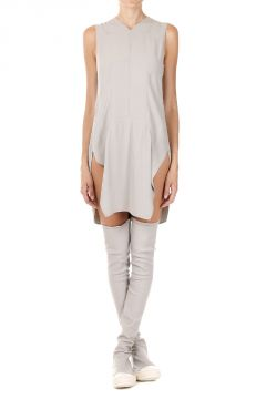 Sleeveless SHELL Tunic