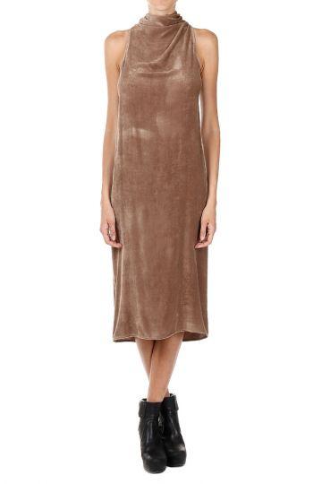 Vestito SL RAGLAN DRESS in Ciniglia