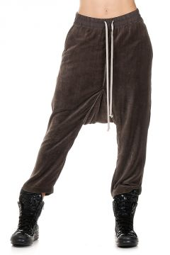 Pantaloni CROPPED in Ciniglia