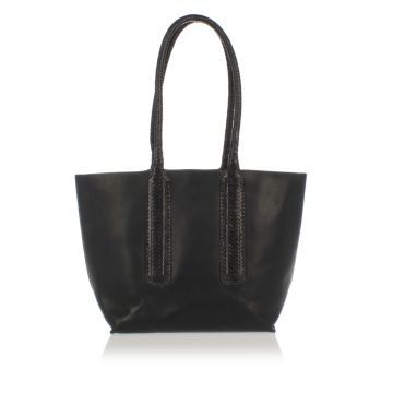 Leather Bag SMALL SHOPPER
