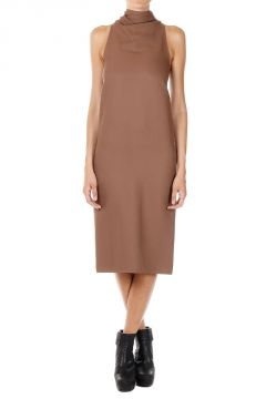 Vestito Pencil REGLAN DRESS Faun