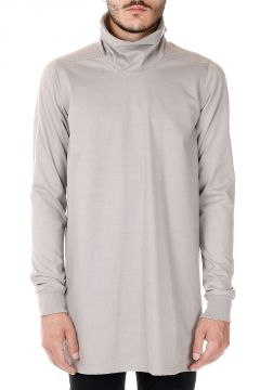 TURTLE Neck LONG SLEEVE tear t-shirt