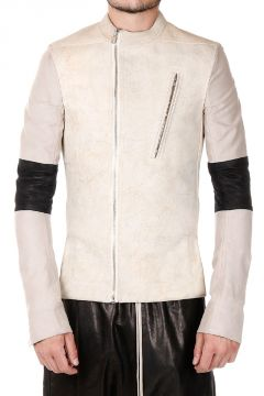 MOODY Leather Biker Jacket