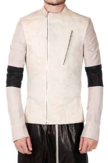 MOODY Leather Biker Jacket
